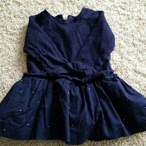 Baby Gap Long Sleeve Dress